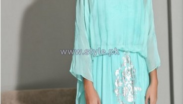 Maria B Evening Wear Dresses 2014 For Girls 7