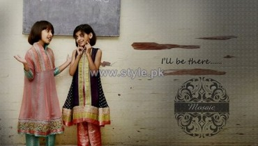 Mosaic by Sundus Formal Dresses 2014 For Kids 6