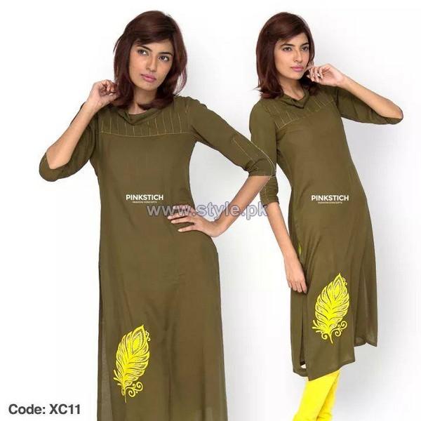 Pinkstich Mid Summer Dresses 2014 For Girls 3