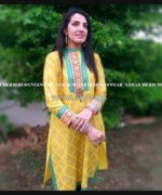 Samar Mehdi Party Dresses 2014 For Women 6