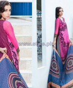 Shariq Textiles Libas Embroidered Dresses 2014 1