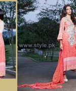 Shariq Textiles Libas Embroidered Dresses 2014 4