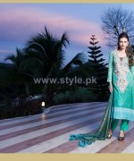 Shariq Textiles Libas Embroidered Dresses 2014 5