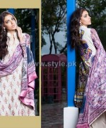 Shariq Textiles Libas Embroidered Dresses 2014 7