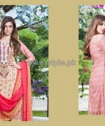 Shariq Textiles Libas Embroidered Dresses 2014 8