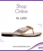 Stylo Shoes Midsummer Footwear Collection 2014 For Women 001
