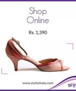 Stylo Shoes Midsummer Footwear Collection 2014 For Women 005