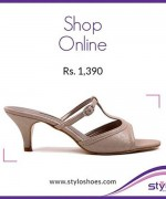 Stylo Shoes Midsummer Footwear Collection 2014 For Women 006