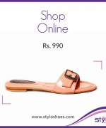 Stylo Shoes Midsummer Footwear Collection 2014 For Women 007
