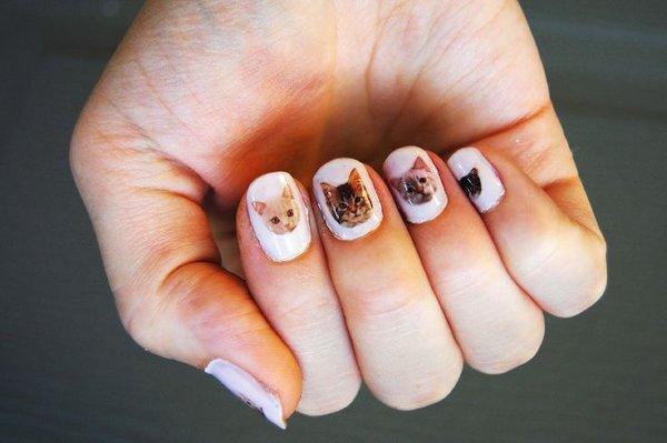 Nail Art Designs Small Nails Splendid Wedding Company