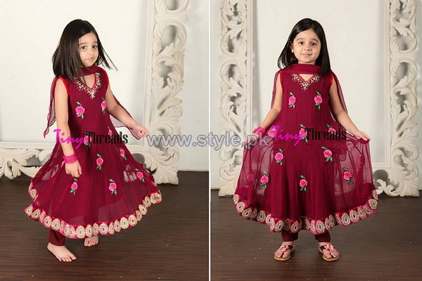 Tiny Threads Kids Wear Dresses 2014 For Summer 8