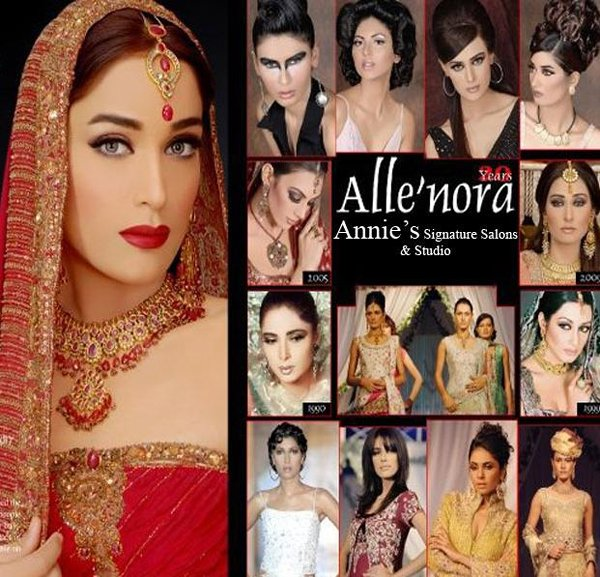 Top Pakistani Beauty Salons For Bridal Makeup 001