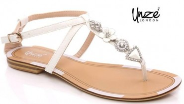 Unze Footwear Designs 2014 For Women 004