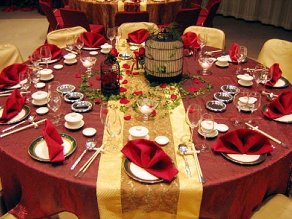 Wedding Table Decoration Ideas 007