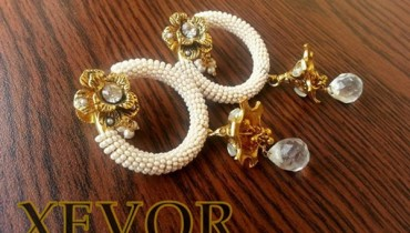 Xevor New Earrings Designs 2014 For Women 005