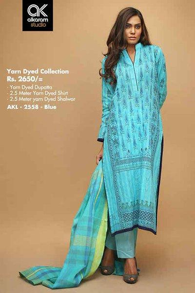 Alkaram Eid Ul Azha Collection 2014 For Women 001