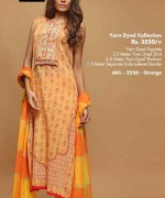 Alkaram Eid Ul Azha Collection 2014 For Women 006