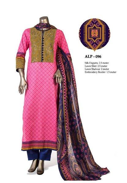 Almirah Eid Ul Azha Dresses 2014 For Women 0012