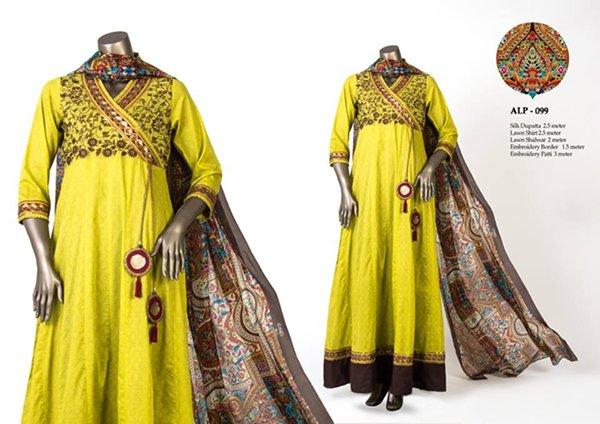 Almirah Eid Ul Azha Dresses 2014 For Women 003