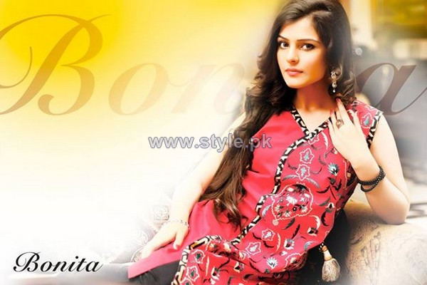 Bonita Eid-Ul-Azha Dresses 2014 For Women 11