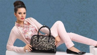 Borjan Eid Handbags Collection 2014 For Women 003