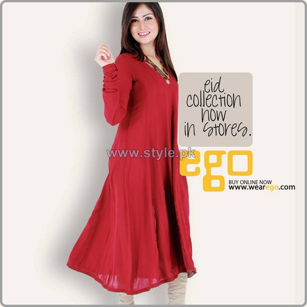 Ego Ready Made Dresses 2014 For Eid 3