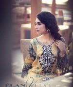 Elan Vital Lawn Dresses 2014 For Mid Summer 1