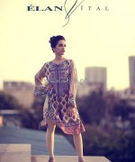 Elan Vital Lawn Dresses 2014 For Mid Summer 3
