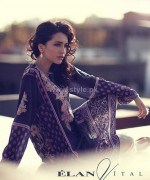 Elan Vital Lawn Dresses 2014 For Women 4
