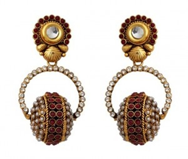 Fashion Of Artifical Earrings 2014 For Women 0013