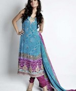 Fashion Of Pakistani Chunri Dresses 2014 For Women 001