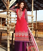 Fashion Of Pakistani Chunri Dresses 2014 For Women 0011