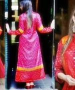 Fashion Of Pakistani Chunri Dresses 2014 For Women 002