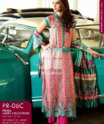 Fashion Of Pakistani Chunri Dresses 2014 For Women 004