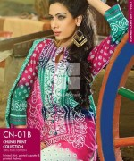 Fashion Of Pakistani Chunri Dresses 2014 For Women 005