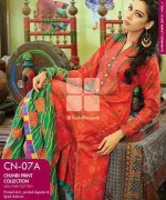 Fashion Of Pakistani Chunri Dresses 2014 For Women 008