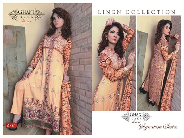Ghani Textile Eid Ul Azha Collection 2014 For Women 0011