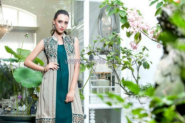 Gul Ahmed G-Pret Collection 2014 For Girls 2