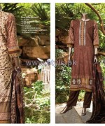 Junaid Jamshed Mid Summer Dresses 2014 For Girls 1