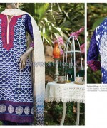 Junaid Jamshed Mid Summer Dresses 2014 For Girls 3