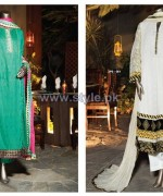 Junaid Jamshed Mid Summer Dresses 2014 For Girls 4