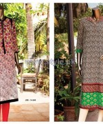 Junaid Jamshed Mid Summer Dresses 2014 For Girls 7