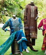 Junaid Jamshed Mid Summer Dresses 2014 For Girls 8