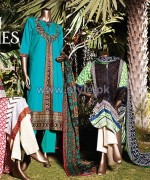 Junaid Jamshed Mid Summer Dresses 2014 For Women 10