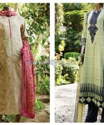 Junaid Jamshed Mid Summer Dresses 2014 For Women 12