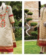Junaid Jamshed Mid Summer Dresses 2014 For Women 14