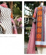 Junaid Jamshed Mid Summer Dresses 2014 For Women 15