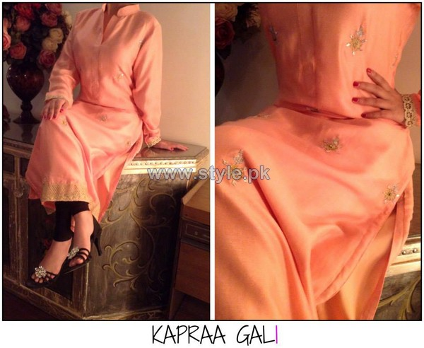 Kapraa Gali by Anum Jang Dresses 2014 For Eid-Ul-Azha 9