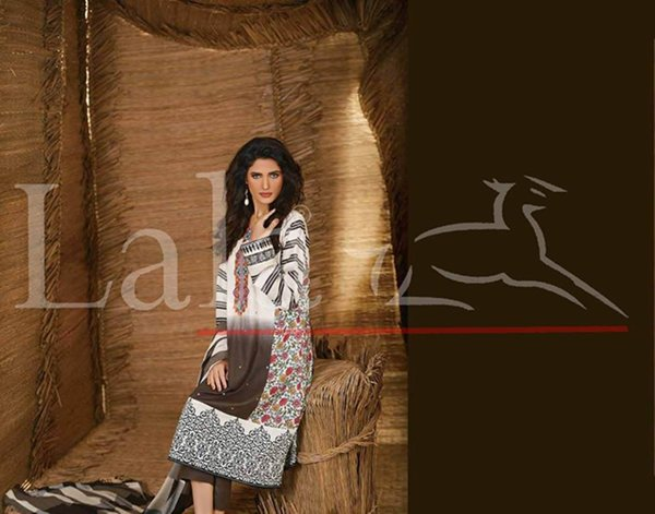 Lala Textile La Femme Winter Collection 2014-2015 For Women0016