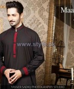 Maazjee Kurta Shalwar Designs 2014 For Men 3